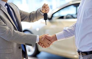 Autobemiddeling voor bedrijfswagen bij Carhost